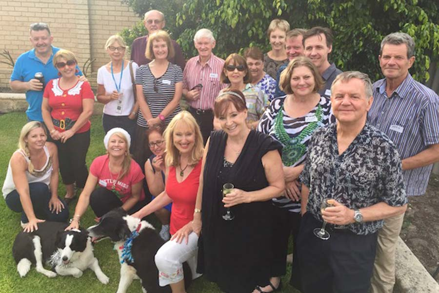 Allpet House Sitter Perth Team Photo